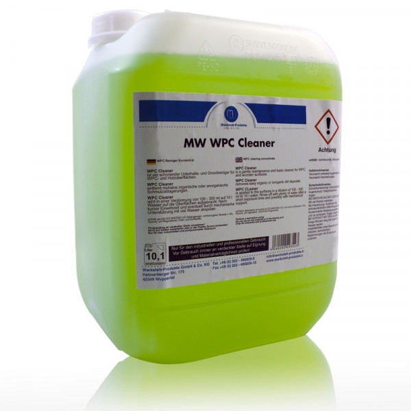 MW WPC Cleaner 10L
