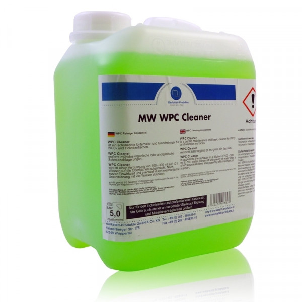 MW WPC Cleaner 5L