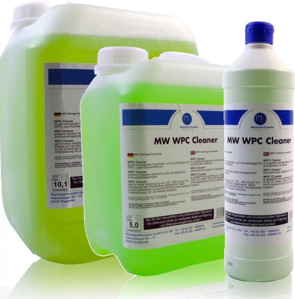 MW WPC Cleaner