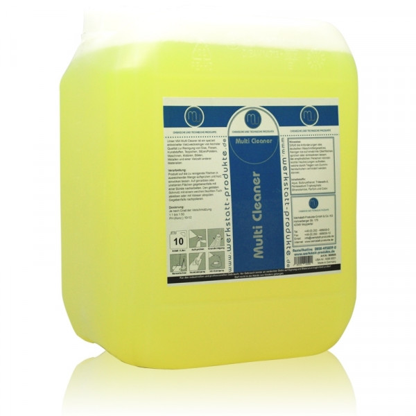 Multi Cleaner 10 Liter Kanister