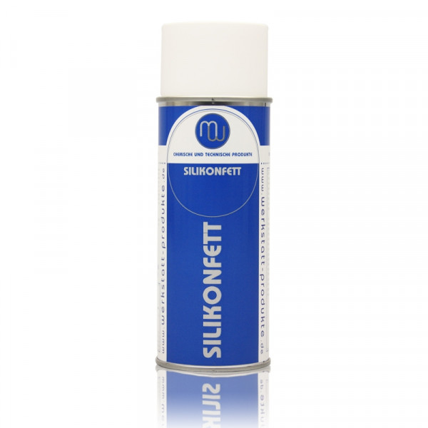 Silikonfettspray transparent 400 ml